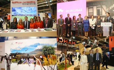 Castilla-La Mancha apuesta fuerte por su turismo en FITUR 2017