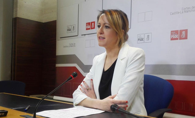 Cristina Maestre:'El del PP ha sido el congreso del pucherazo'