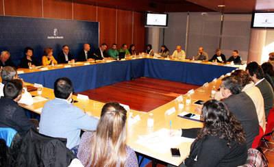 Nuevas actuaciones para el Pacto por la Recuperación Social de la región