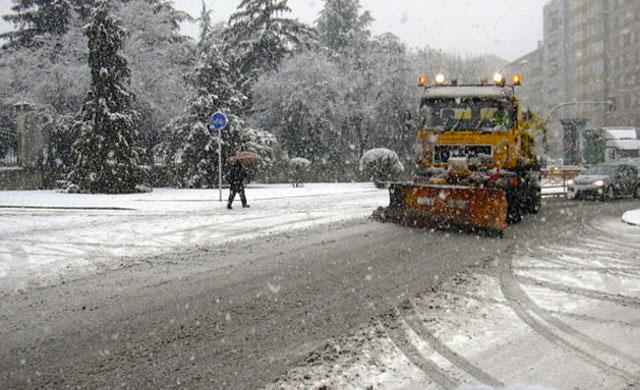 La Junta activa el METEOCAM en Albacete ante las nevadas