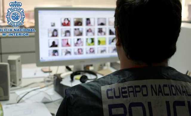 22 detenidos, tres en CLM, por difundir pornografía infantil