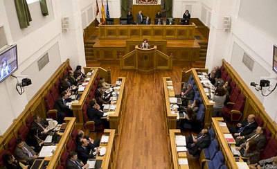 PP de C-LM presenta una enmienda a la totalidad de los presupuestos