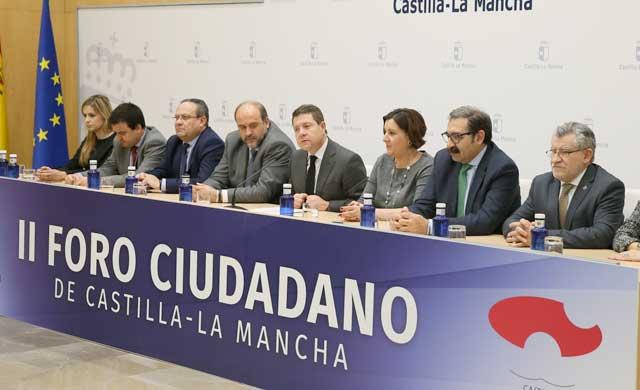 C-LM trabajará para tener cerrado en 2017 el nuevo borrador del Estatuto de Autonomía y de la Ley Electoral