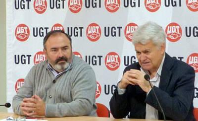 La Junta subvenciona a CCOO, UGT Y CSIF con medio millón de euros