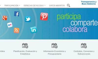 La Junta pondrá en marcha un nuevo Portal de Transparencia en abril