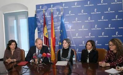CLM reforzará la atención a las víctimas de violencia de género