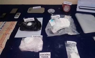 Desarticulado un grupo criminal dedicado al tráfico de cocaína