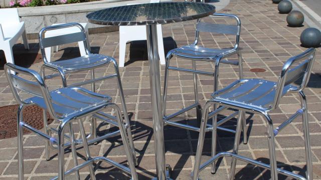 FASE 1 | Así estaremos en las terrazas de bares y restaurantes