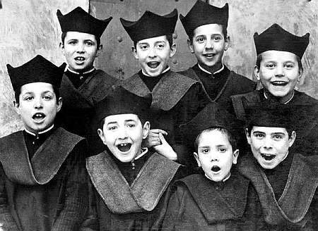 El colegio Infantes de Toledo, elegido el más antiguo de España