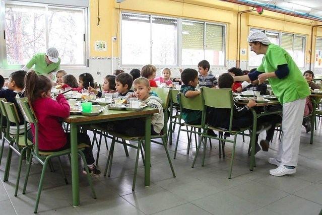 Cerca de 4.200 niños podrán beneficiarse, por tercer verano consecutivo, de los comedores escolares