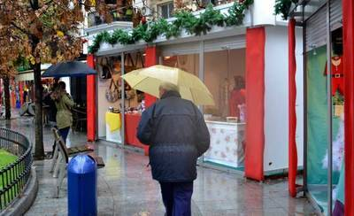 Más de 50 comercios participan en la Campaña de Navidad