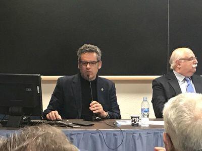 """Conferencia sobre las estampas de """"La Tauromaquia"""" de Goya en la Fundación Universitaria San Pablo CEU"""