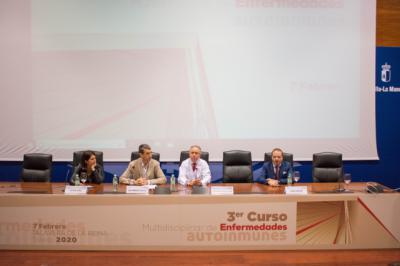 Más de 120 profesionales médicos participan en Talavera en el III Congreso de Enfermedades Autoinmunes