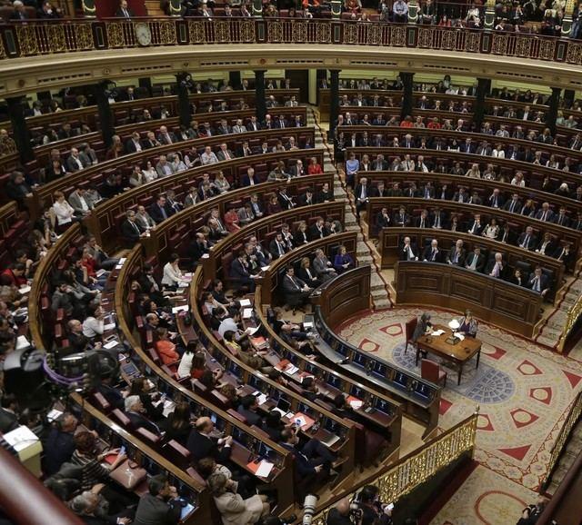 Los partidos recibirán 21.167,64 euros por cada escaño que logren en el Congreso y en el Senado