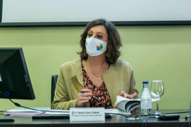 Consejera de Economía de CLM, Patricia Franco | JCCM