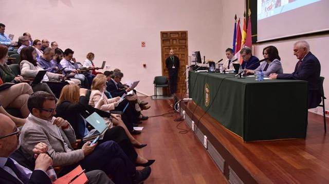 La UCLM aprueba las cuentas de 2017 tras la auditoría