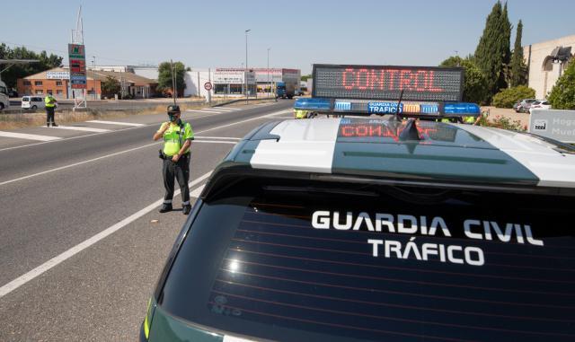 Tráfico intensifica los controles a cualquier hora del día y en todo tipo de vías