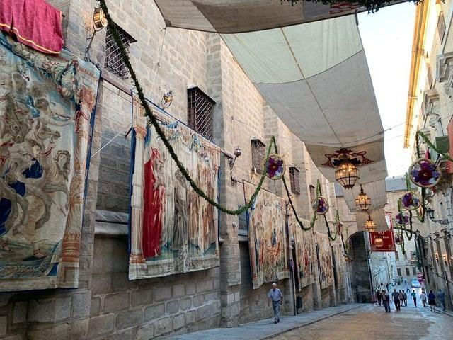 Arzobispo de Toledo pide que en el día del Corpus se abandone lo 'profano'