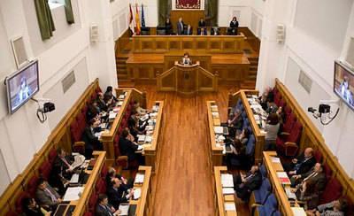 Las Cortes aprueban un Plan Estratégico para Talavera y comarca