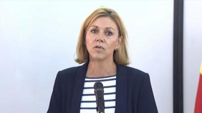 La presidenta del PP en Castilla-La Mancha, María Dolores de Cospedal /Archivo