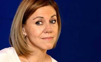 Cospedal dice que no le falta 'ilusión' para continuar liderando el PP
