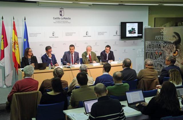 Castilla-La Mancha recupera el primer coto social en Sevilleja de la Jara