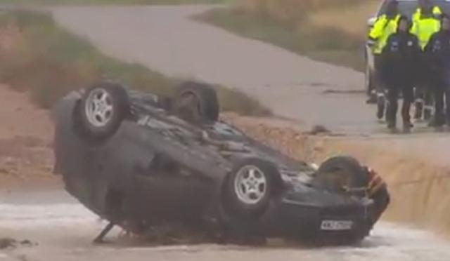 Dos días de luto oficial en Caudete por el fallecimiento de dos hermanos a causa del temporal