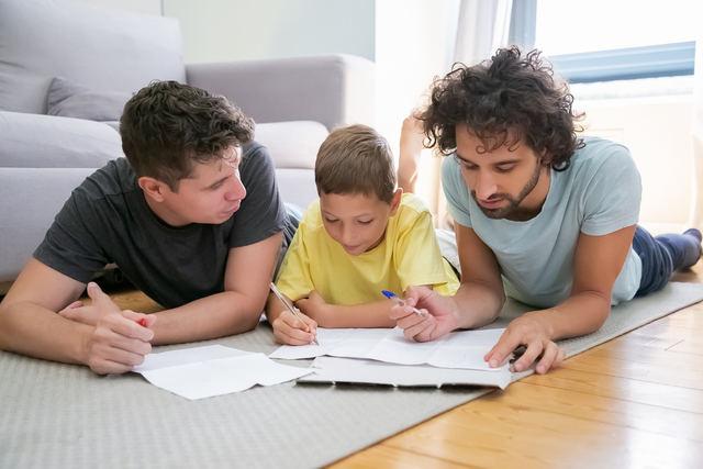 COVID-19   ¿Hay más riesgo de contagio por vivir con niños?