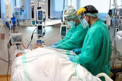 Continúa la reducción de hospitalizados... y otro día sin fallecidos