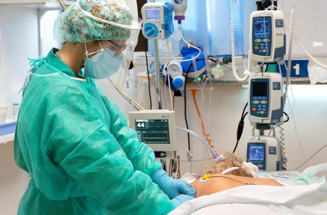 COVID-19 | Sigue bajando el número de hospitalizados en Talavera y Toledo