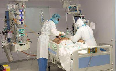 CLM | 39 pacientes COVID-19 en UCI, la cifra más baja desde septiembre