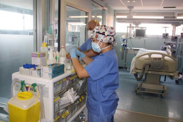 Toledo registra 105 hospitalizados Covid y Talavera de la Reina 29