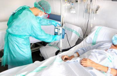 Talavera desciende el número de hospitalizados Covid