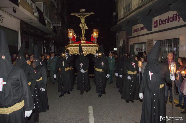 CRISTO DE LA ESPINA | El Silencio marca el Miércoles Santo (VÍDEO)