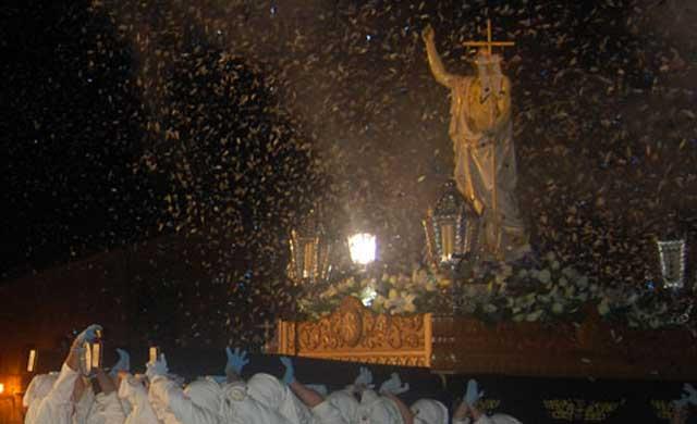 Vídeo del encuentro de Jesús Resucitado con la Virgen María