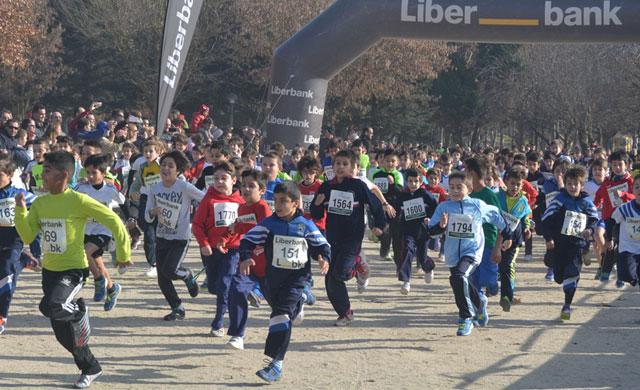 Unos 2.000 escolares participarán en el Cross de los Colegios de Talavera