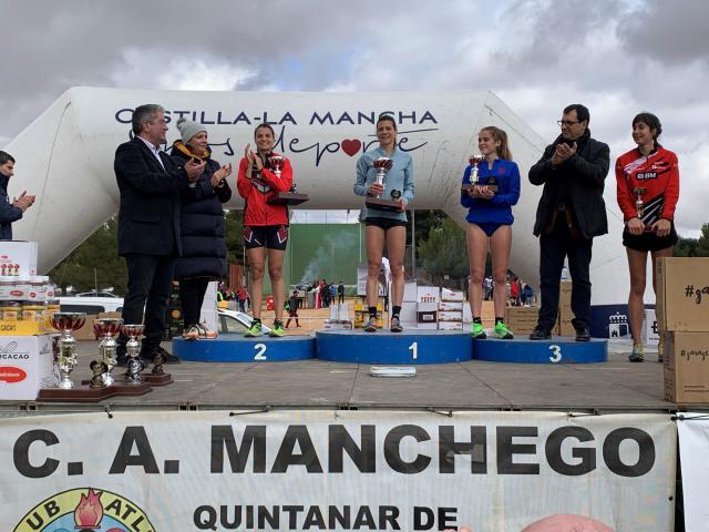 La Junta destaca el Cross 'Villa de Quintanar de la Orden' como cantera de grandes atletas de la región y referente en categorías menores