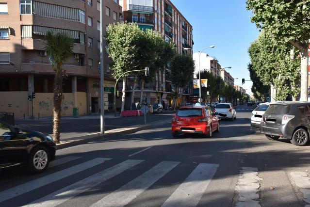 TALAVERA | Nuevas señalizaciones en el cruce de Francisco Aguirre y Francisco Pizarro