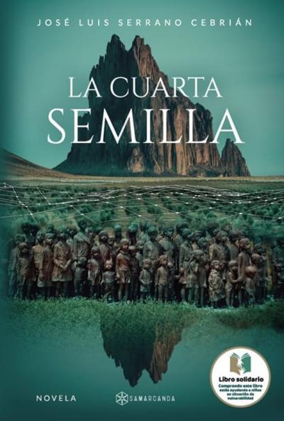 """El escritor toledano José Luis Serrano presenta su novela """"La cuarta semilla"""""""
