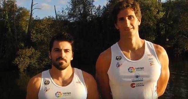 Cubelos y Peña están preparados para el Campeonato del Mundo de Sprint