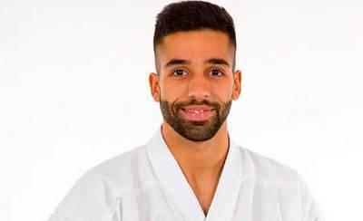 El karateka talaverano, Raúl Cuerva, gana el bronce en Rabat
