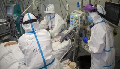 PANDEMIA | 1 de cada 5 jóvenes hospitalizados por Covid requiere cuidados intensivos