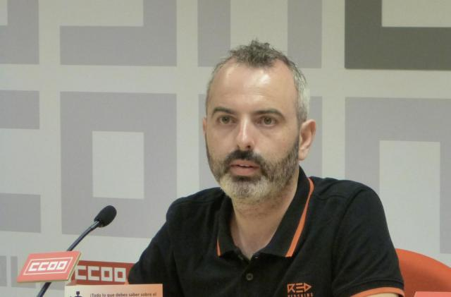 José Luis Arroyo | CCOO