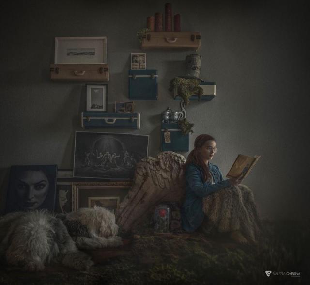 TALAVERA | 'La lectura nos hace libres', por Valeria Cassina
