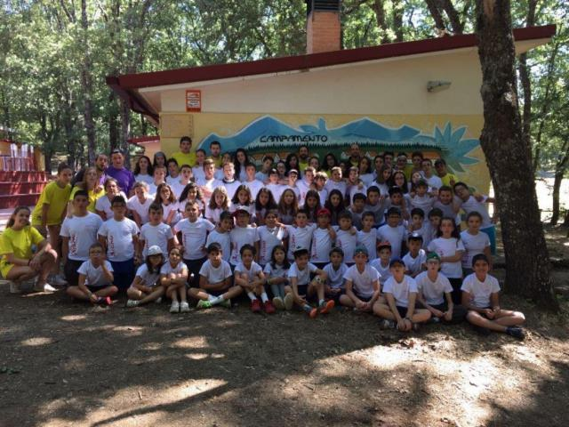 La Diputación oferta 650 plazas para los campamentos de verano