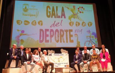 La Gala del Deporte, broche de oro de Torrijos Villa Europea del Deporte