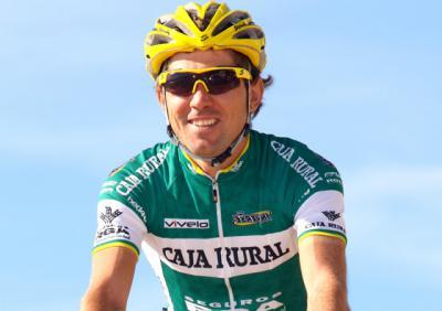 El ciclista talaverano David Arroyo ficha por el Efapel