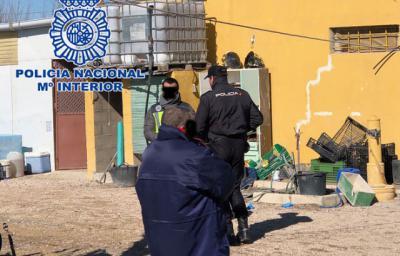 La Policía Nacional esclarece la muerte de un hombre cuyo cadáver apareció en el río Júcar