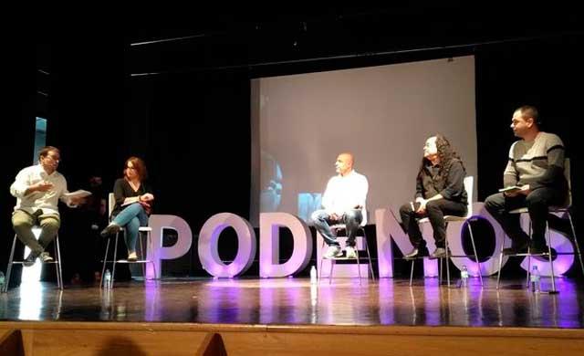 El rechazo a las cuentas y la organización interna centran el debate a tres entre los candidatos a liderar Podemos C-LM