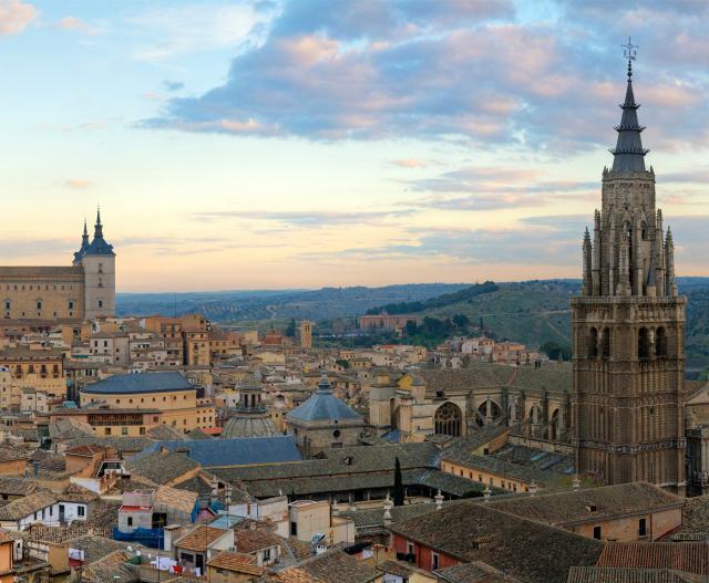 """La nueva guía turística de ciudades Patrimonio de la Humanidad ha clasificado a Toledo como """"la ciudad de la tolerancia"""""""